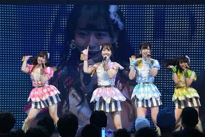 AKB48 チームB神奈川にて単独でのツアーを開催!ⒸAKS