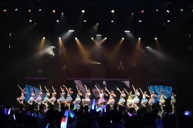 AKB48 チームBが神奈川にて単独でのツアーを開催!ⒸAKS