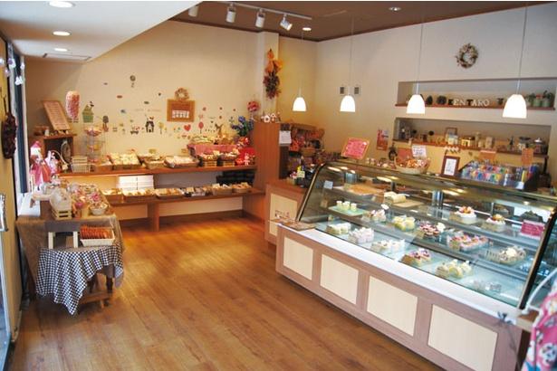 可愛い店内 / お菓子のいえKentaro