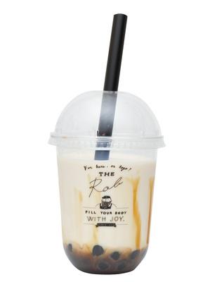 「黒糖タピオカラテ」(550円) / cafe Rob(カフェ ロブ) 名古屋店