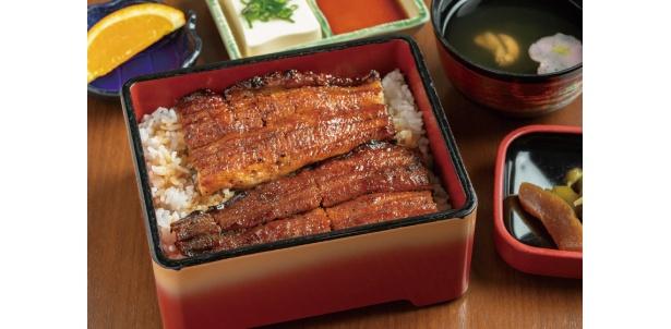 「うなぎの初音(はつね)」(三重県亀山市)の「特製松うな重」(3600円)は、先代から受け継いだ味