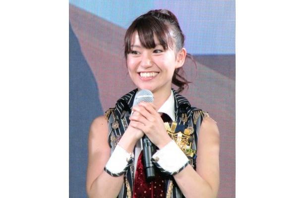 【写真】撮影当時を振り返り「有頂天だった!」と大島優子