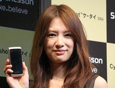 笑顔の北川景子さん!
