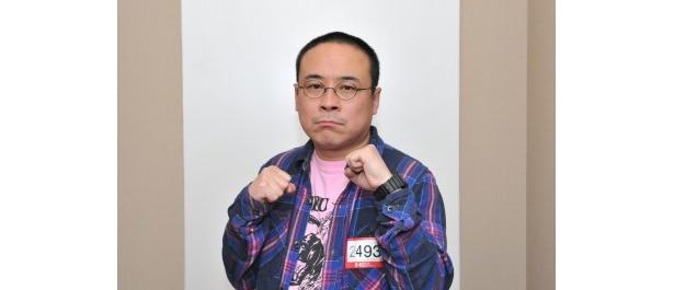 対戦したかった相手は、家にも泊まりにきたことがあるというCOWCOW・山田與志だと明かした