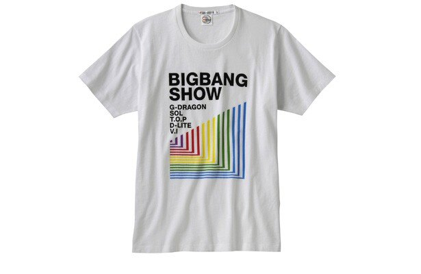 """""""BIGBANGコラボT""""一挙公開!"""