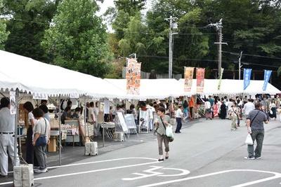 奈良県内のおいしい食べ物が、飲食コーナーに大集合。地元・五條市のグルメも登場するので、ぜひ立ち寄ろう