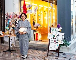 名古屋の伝統工芸を伝えるセレクトショップ「わざもん茶屋」