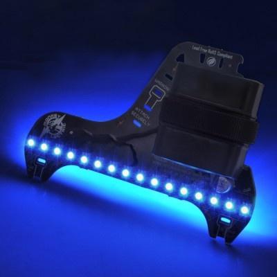 フルカラー高感度LED搭載