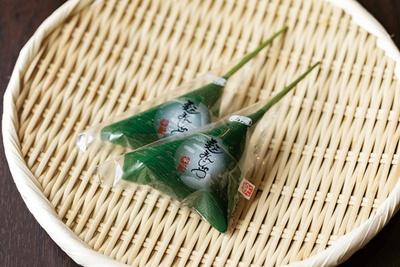 麩まんじゅう(1個180円) / 和菓子処 茶郎本舗 湯布院店