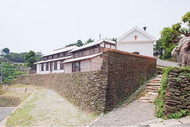国の重要文化財を見学しよう / 旧出津救助院