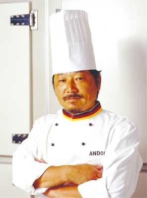 ユーハイム神戸工場長・安藤明氏