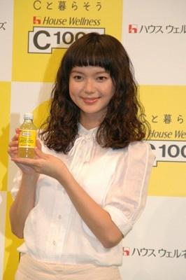 今年の読売演劇大賞で杉村春子賞の受賞も決まり、「とっても嬉しいです」と喜びを語った