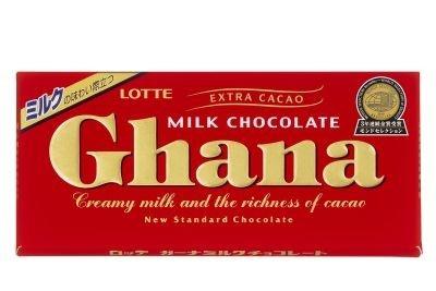 「味噌ガーナ2011」はロッテのガーナを使用
