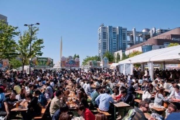 本場ドイツのビールが集合!オクトーバーフェストがお台場と中野で同時開催