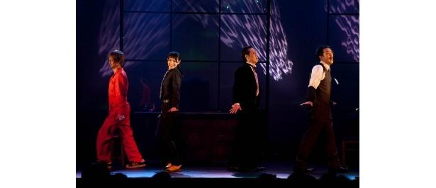 【写真】劇中で出演者たちは、AKB48の「ポニーテールとシュシュ」の振り付けを完全コピー