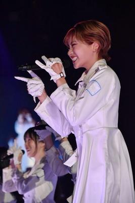 ラストアイドルが「@JAM EXPO 2019」に登場!ストロベリーステジ公演 安田愛里さん