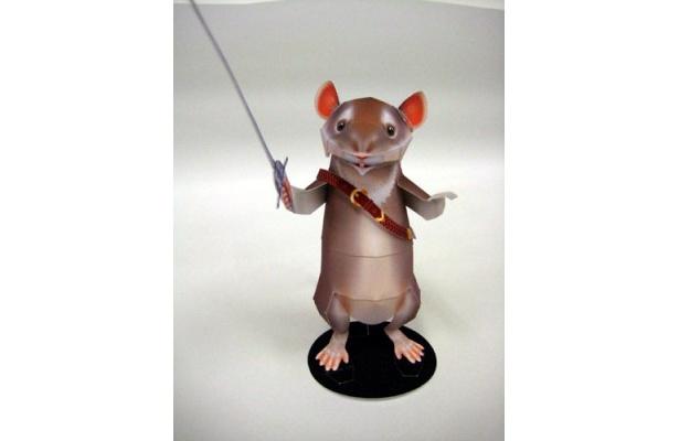 勇敢なネズミの戦士・リーピチープ