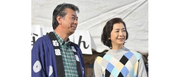 意外にも高田純次は本作が映画初主演作となる