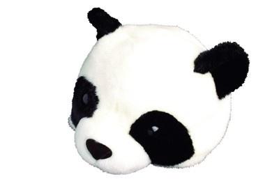 パンダ愛が高まりそうな「パンダ帽子」(2300円)