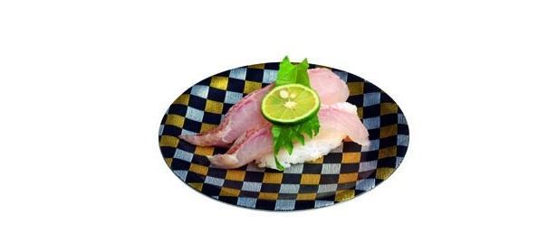 「ノドグロ」(525円)は、特に3月ごろまでは脂がたっぷりとのり、口の中でとろける味わいが楽しめる