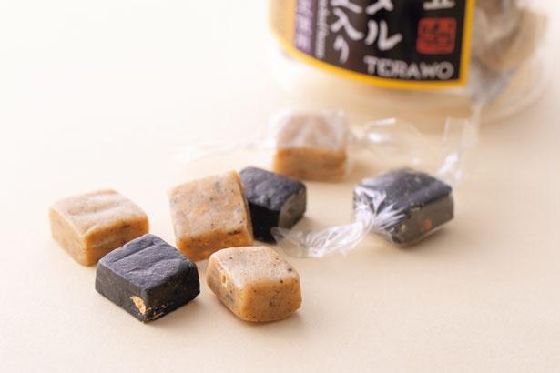 黒豆キャラメル (540円)/道の駅 京丹波 味夢の里