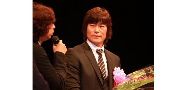 『今度は愛妻家』『必死剣鳥刺し』で主演男優賞を受賞した豊川悦司
