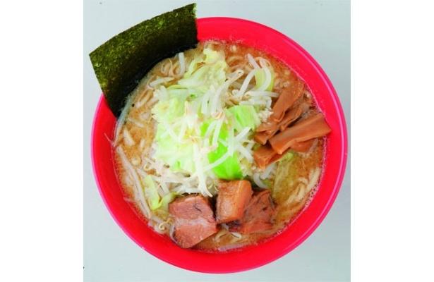 完熟味噌麺 鈴木味噌ラーメン店の新作ラーメン「強力(きょうりき)味噌ラーメン」¥850