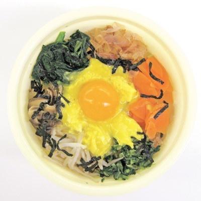 コラーゲン約1350mg入り! 日本代表「大盛りごはん 和風たまごスープごはん」(398円)/サークルK、サンクス