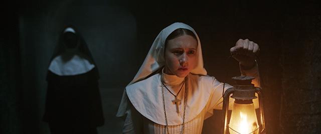 悪魔ヴァラクが登場する『死霊館のシスター』