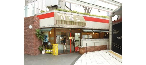 マスターの河合和行さんは「同じ内容とサービスをできるだけ長く続けたい」と話す / モーニング喫茶 リヨン