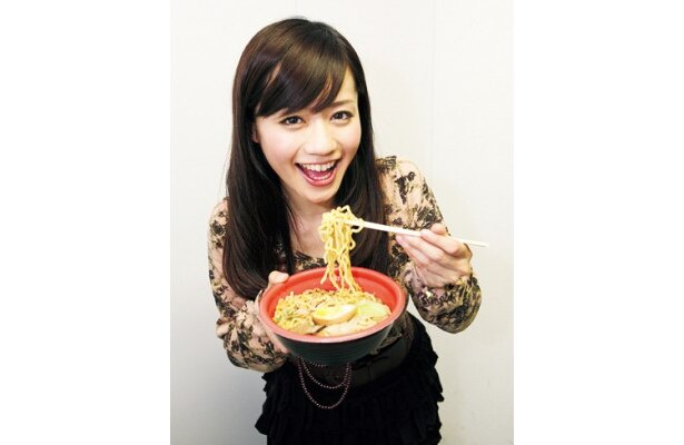 斉藤雪乃もおすすめ!「食べごたえたっぷり!絶対に満足できるラーメンです♪」