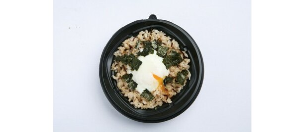 トロッと玉子のたまごかけご飯(260円)