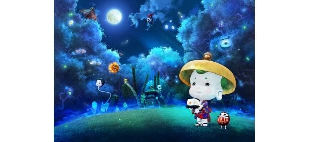 『豆富小僧』は4月29日(祝)より 3D、2D同時公開