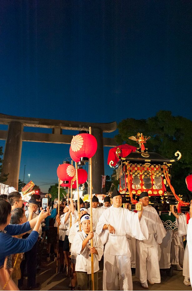筥崎宮放生会 / 千年以上続く筥崎宮の最も重要な神事