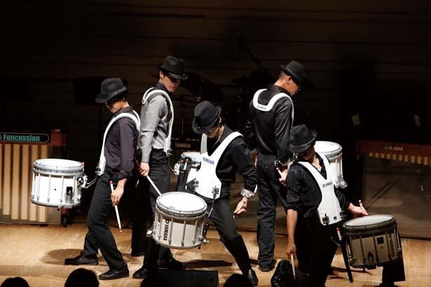 日本を代表するパーカッションエンターテインメント「ファンカッション」