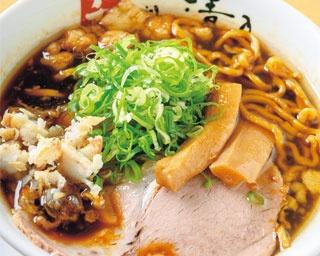 名店が手がける限定品!醤油風味豊かなラーメン「和 dining 清乃 堂山」