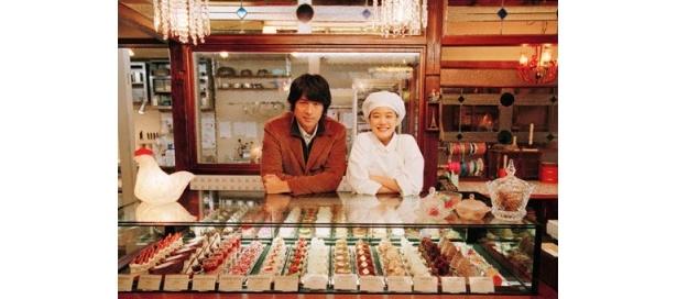 蒼井優と江口洋介の掛け合いも楽しみな『洋菓子店コアンドル』は2月11日(祝)より全国公開