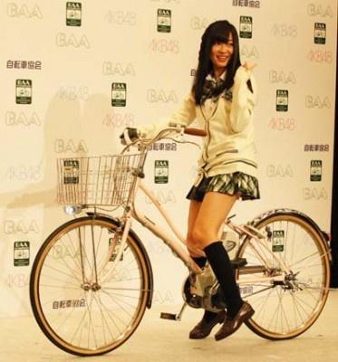 「小4まで自転車に乗れなかった」と話した指原