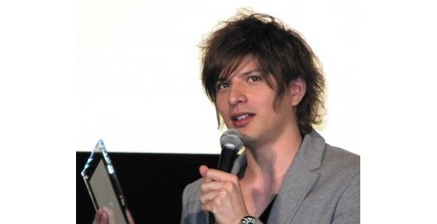【写真】城田優は島田秀平が芸人だと初めて知ったと明かした