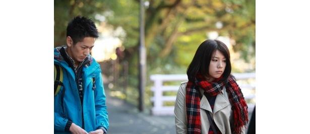 エピソード2では永山絢斗が泣き虫な男・ムサシを演じる