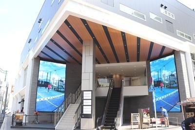 大須赤門通にある商業施設「Multina Box(マルチナボックス)」に入っている