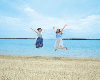 透き通るマリンブルーのビーチを満喫!淡路島・阿万~福良の立ち寄りスポット5選