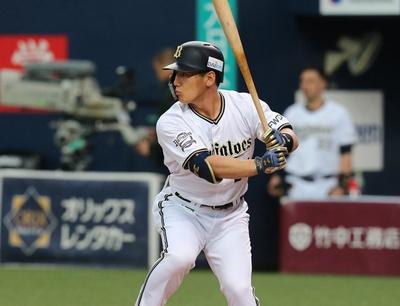 日本代表にも選出された吉田正尚選手