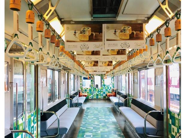 古墳列車に乗って、世界遺産の百舌鳥・古市古墳群へGO