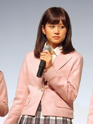 前田敦子さん