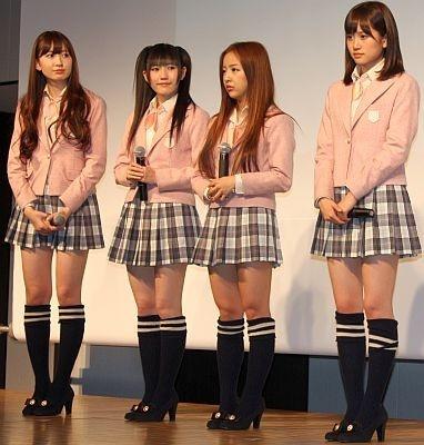 AKB48の人気メンバーが集結!