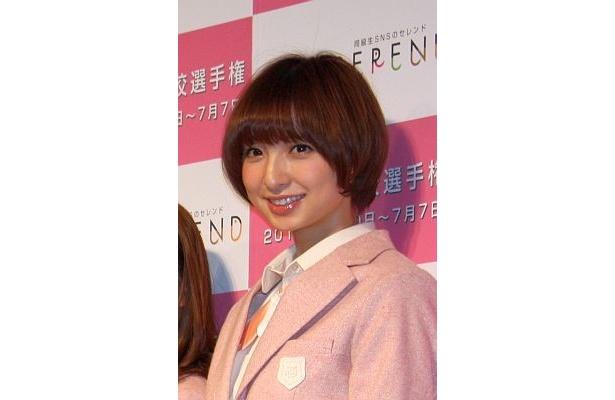 体調不良でイベントを途中退場した篠田麻里子さん