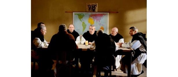 【写真】『神々と男たち』は3月5日(土)より全国順次公開
