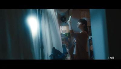 CM&WEBムービーは挿入歌である絢香の「三日月」と、コブクロのカバー曲が感動を誘う