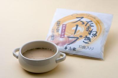 たまねぎスープ(480円)/道の駅 あわじ